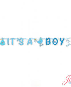 It's a boy letterslinger Jose bakery