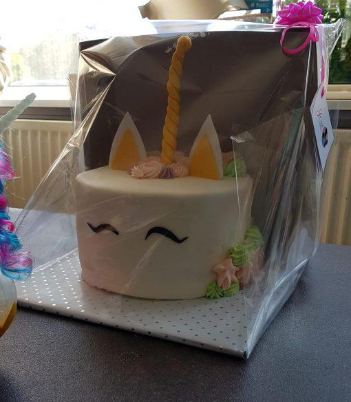 Eenhoorn taart online bestellen