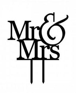 Mr & Mrs taarttopper