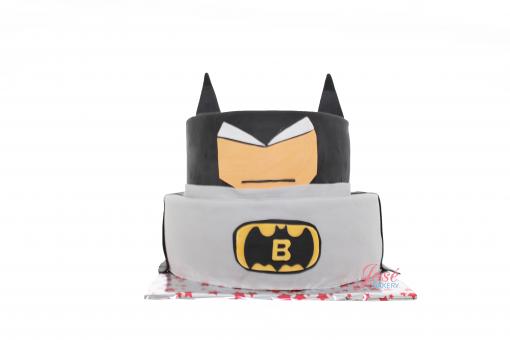Batman taart 30 personen
