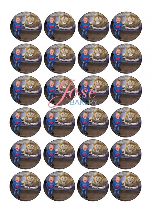 Cupcake prints met eigen ontwerp Tilborg
